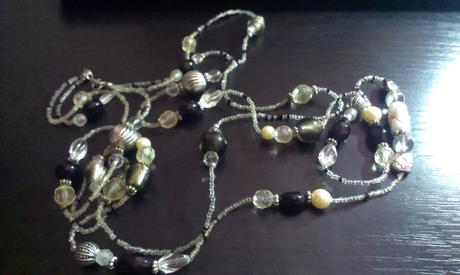 Extra dlhý náhrdelník,