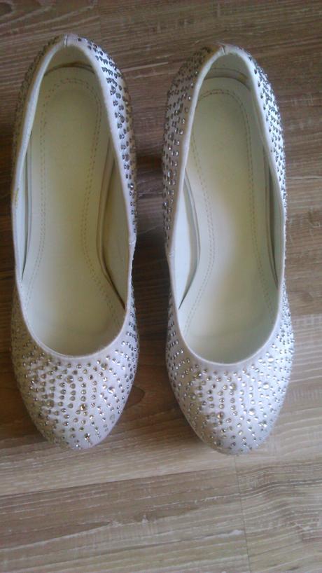 Svadobné topánky , 38