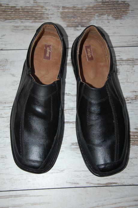 Kožené pánske topánky, 48