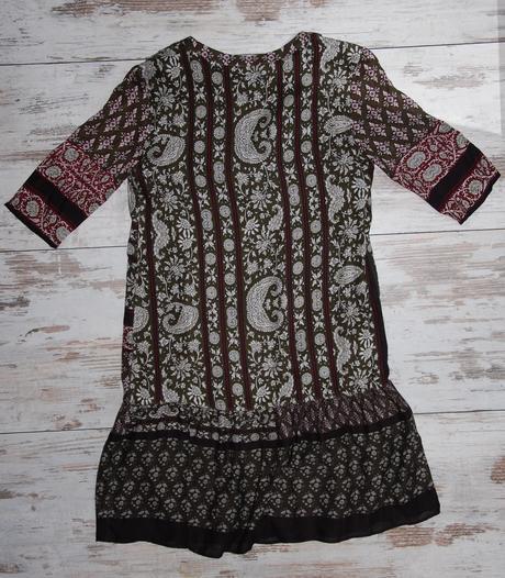 Nenosené šaty s krátkym rukávom, Promod, 38