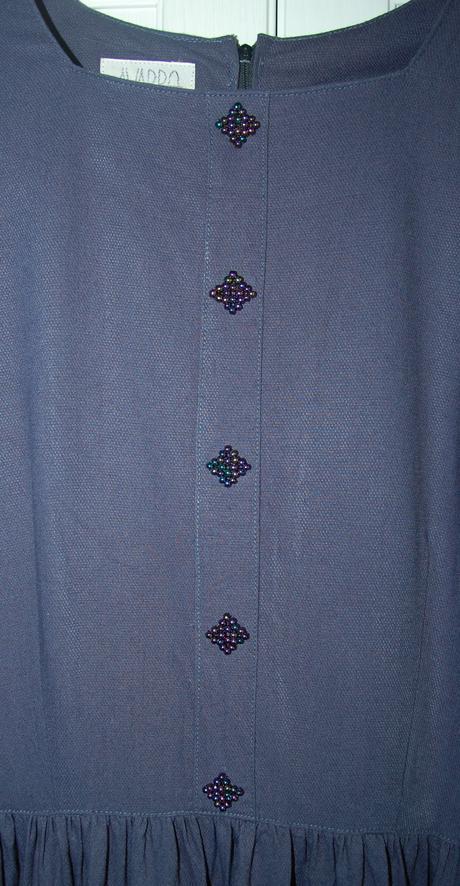 Vintage šaty zn. Avarro, M