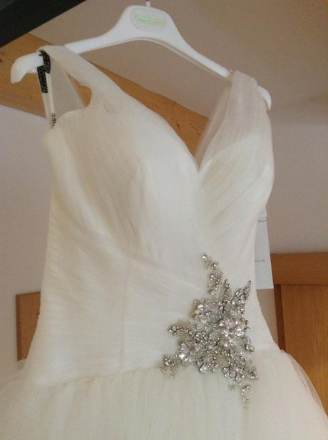 Svatební šaty Art Couture ac355, 36