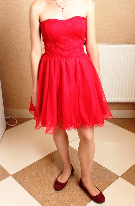 Šaty na redový, 36