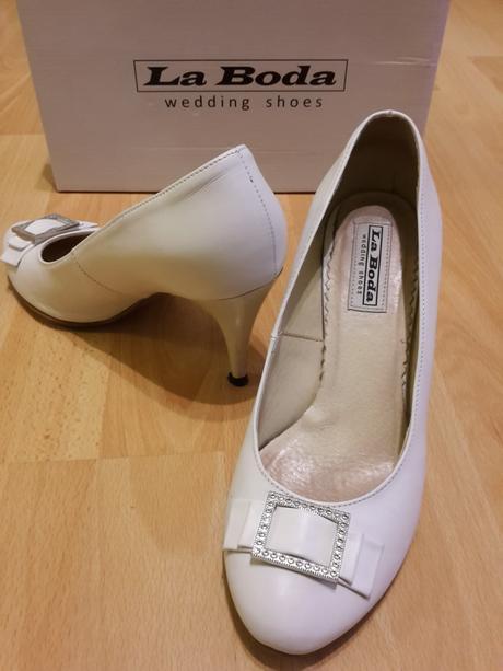 svadobné topánky pre nevestu, 37
