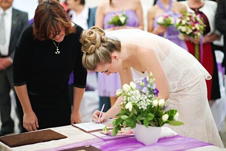 Závoj pro nevěsty,
