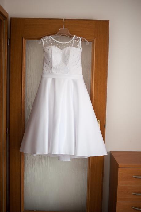 Svatební retro šaty (vel.36-38), 38