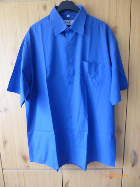 Košile s krátkým rukávem, XL