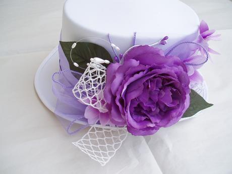 cylindr bílý-fialová,