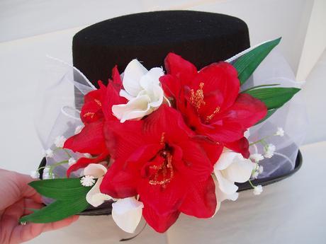 cylindr-červený amarylis,