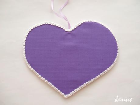 dekorační srdce,
