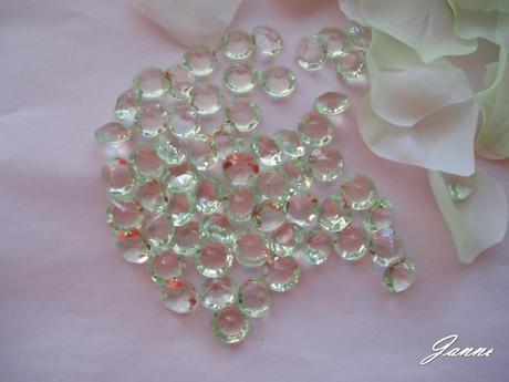 diamanty-světle zelené,