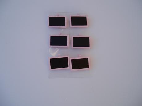 kolíček s tabulkou-růžový,