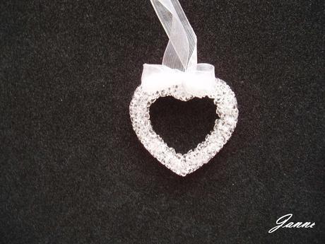 krystalické srdce,