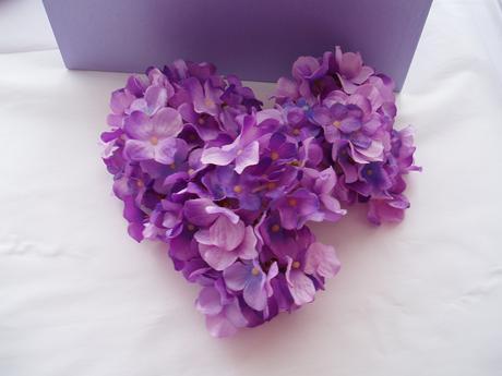květ hortenzie,