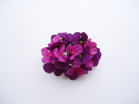 květ hortenzie-fialový,