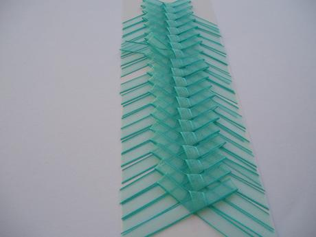 mašličky na vývazky-tyrkysové,