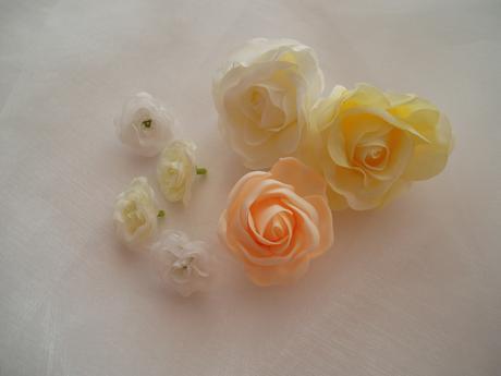 mini růže ivory,