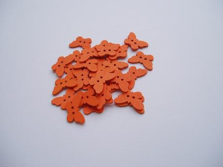 motýlek oranžový,