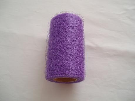 pavučinka-fialová 12 cm,