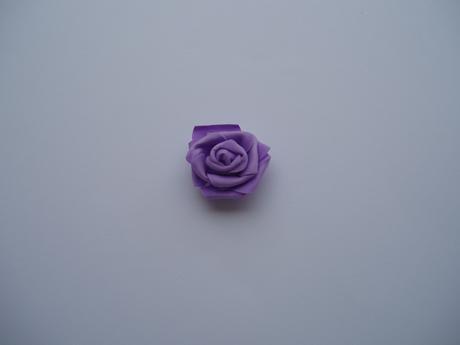 pěnová růže-lila,