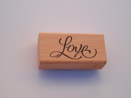 razítko Love,