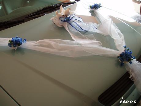 šerpa modro-bílá holoubci,