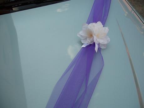 šerpa s cylindrem-fialová,