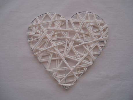 srdce bílé,