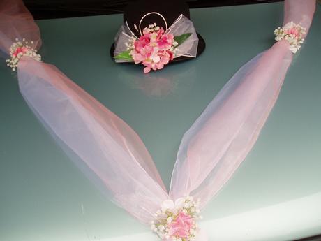 svatební set-růžový,