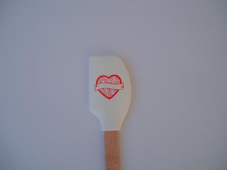 vaření s láskou-silikonová stěrka,