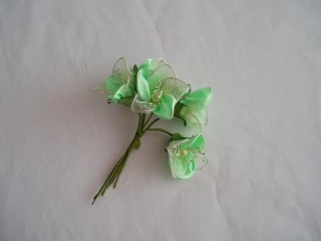 zelený kvítek,