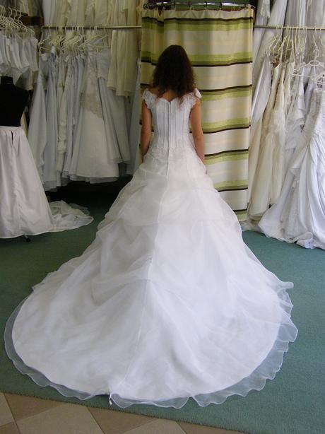 Svatební šaty Eddy K , 36