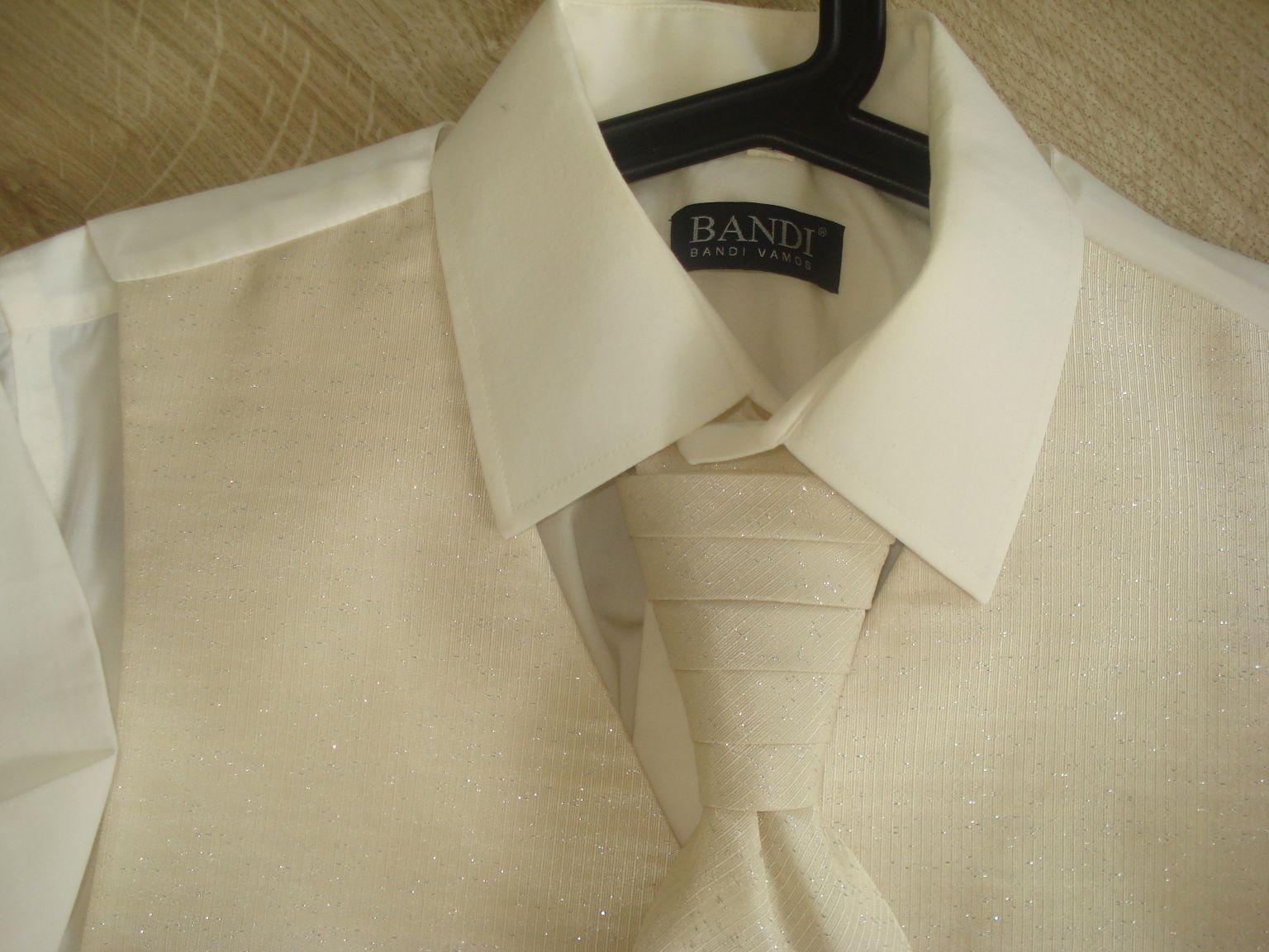 Svatební komplet 54 + košile 40 - vše bandi vamos ba5fe0a696