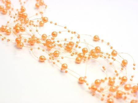 Perličkové girlandy,