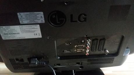 LCD televízor LG ,