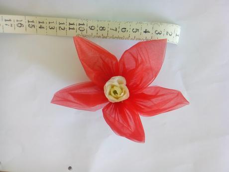 Organzove kvety,