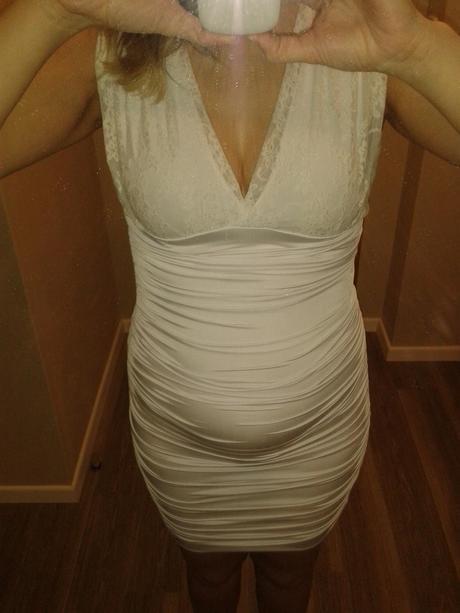 Popůlnoční šaty univerzální velikost 36 - 40, 40