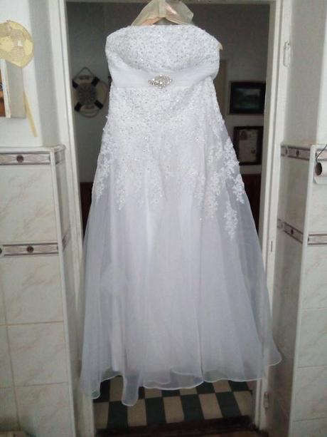 Svadobné šaty 40 42 44, 42