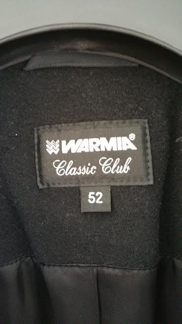 Pánsky zimný kabát, 52