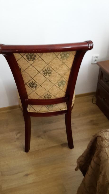 Vintage stolička.,