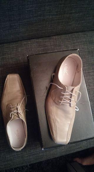 Svatební / společenské boty zn. Alvo vel. 42/43, 42