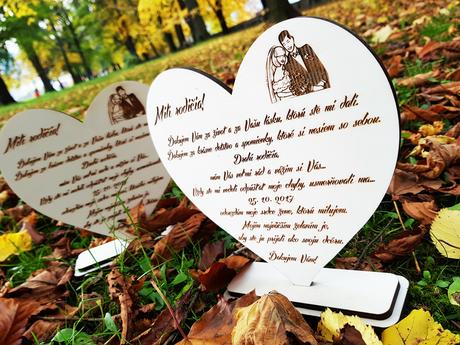 Aicul - Poděkování rodičům za lásku / za život,