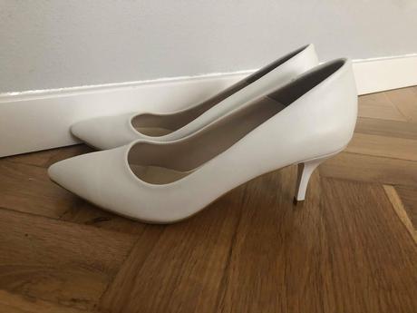 Nepoužité svadobné topánky , 39