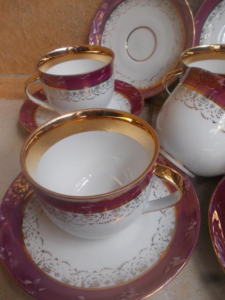 Porcelan CSSR,