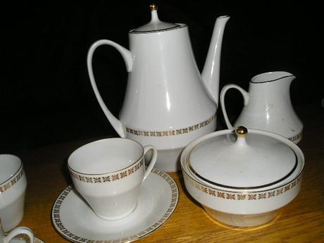 Stary Ceskoslovensky porcelan,