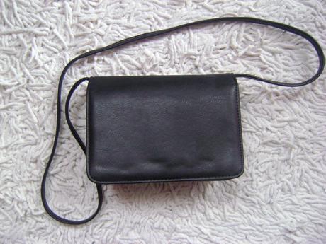 Kožená kabelka, L