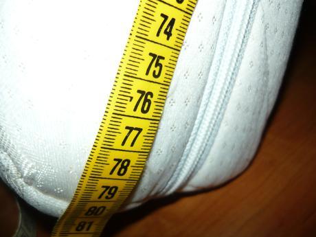 Matrac 190 x 80 cm,