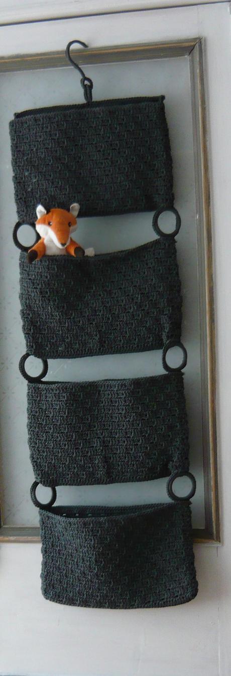 Vreckár NORDRANA z IKEA,