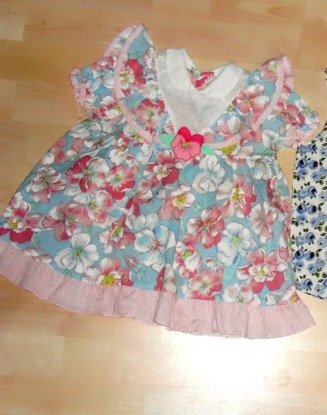 Šaty detské, 122