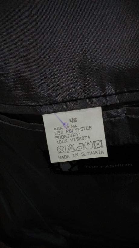 Sivé sako, 48